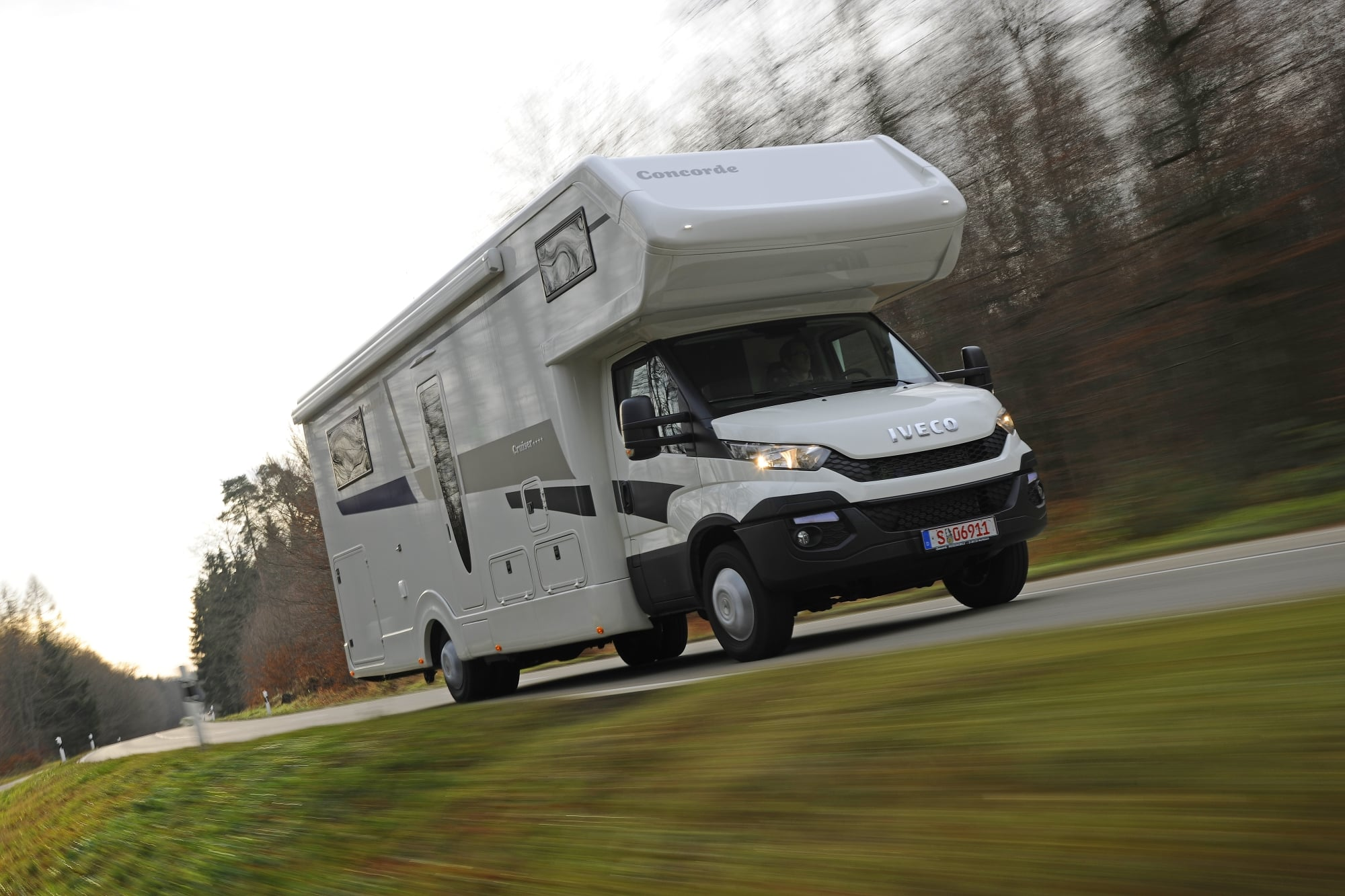 Cruiser Daily 890 RRL im Test - Reisemobil International