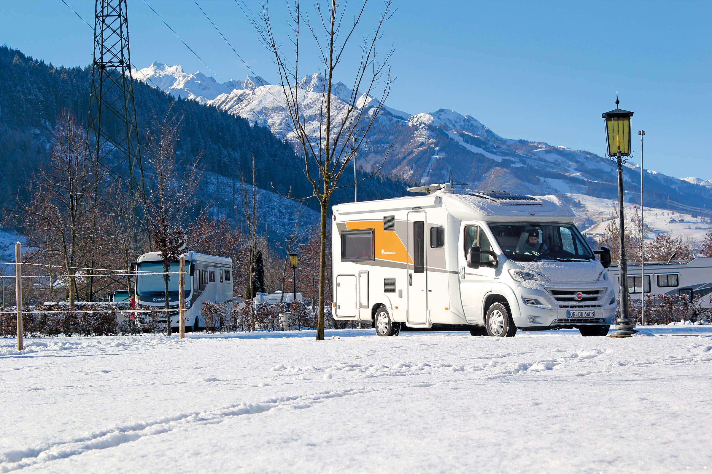 Bürstner Nexxo time t 660 Summer im Test - Reisemobil International