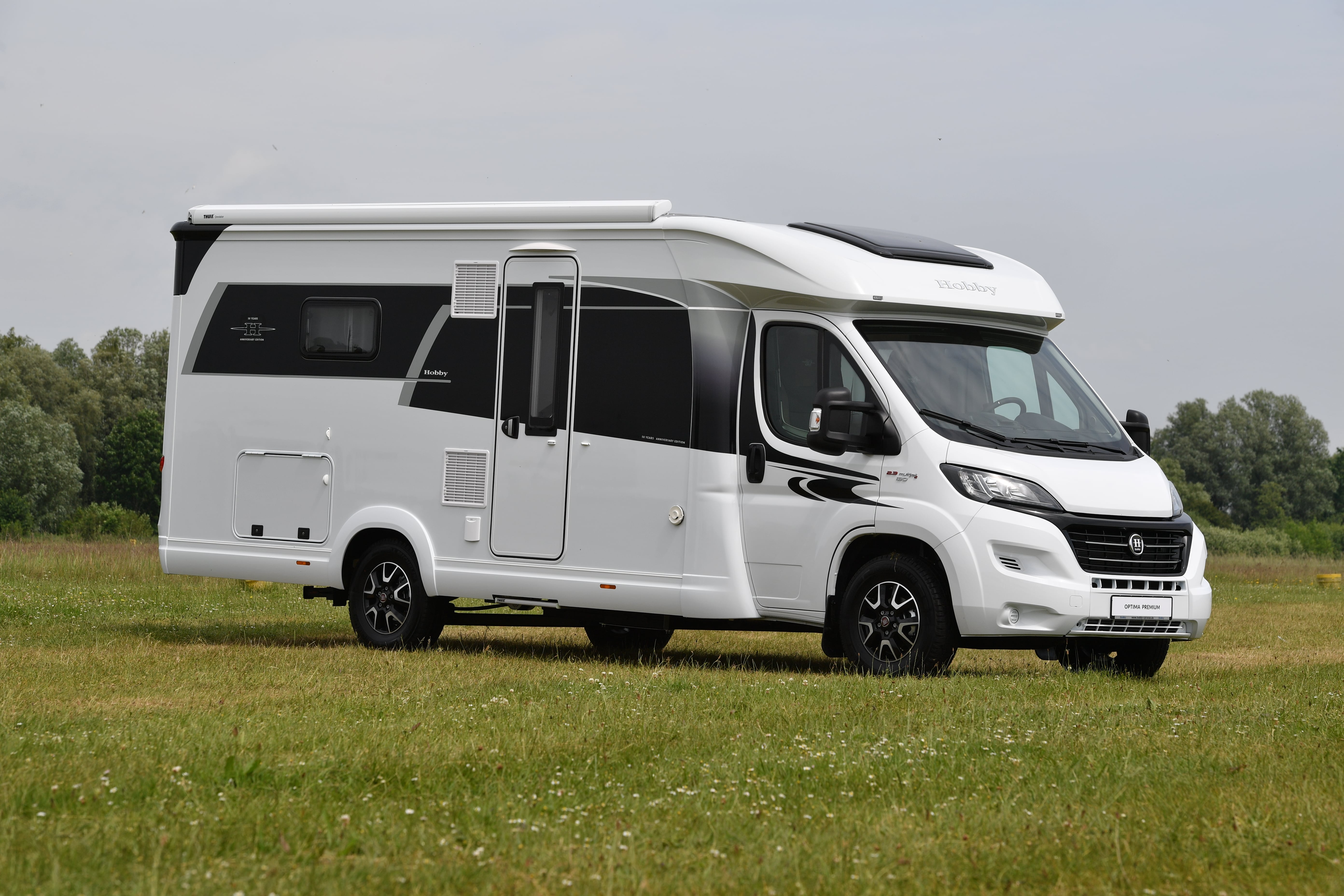 Hobby Optima de Luxe und Premium 9 - Reisemobil International