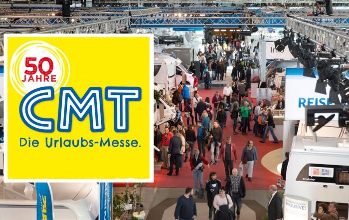 CMT 2018 in Stuttgart