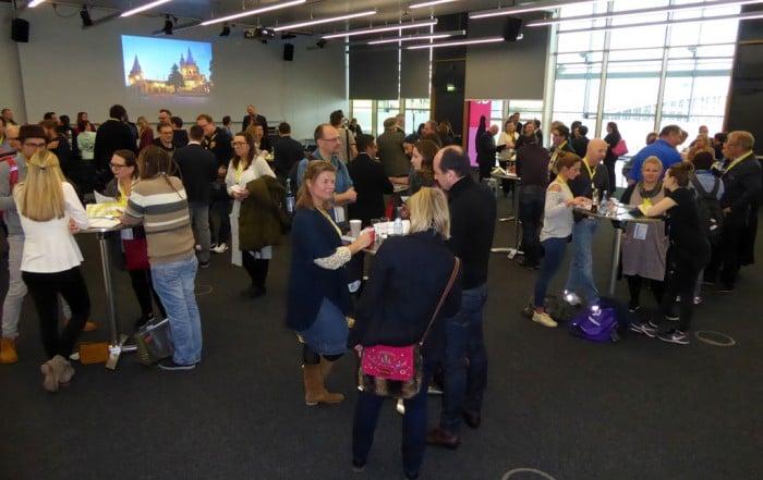CMT 2018 - Blogger-Treffen