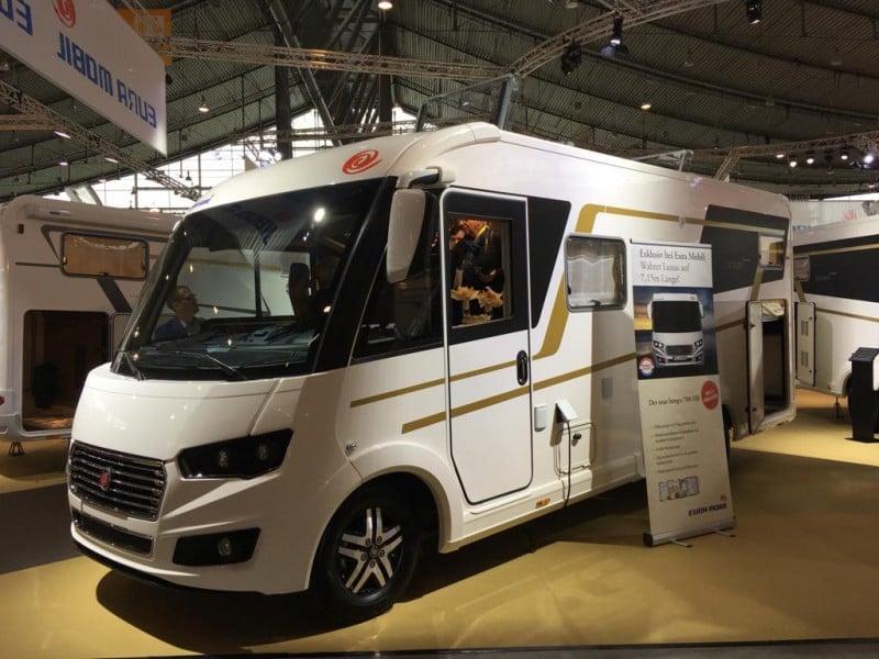 Eura Mobil I 700 HB