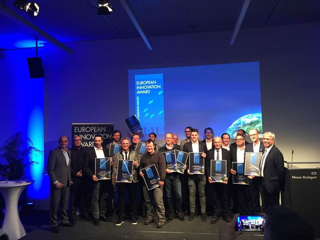 European Innovation Award 2018