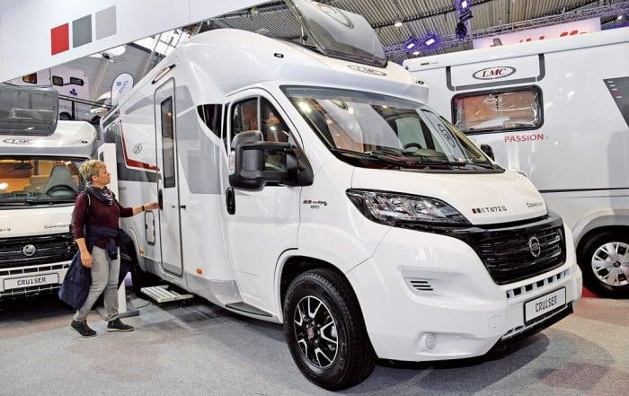 LMC Cruiser Comfort 2018
