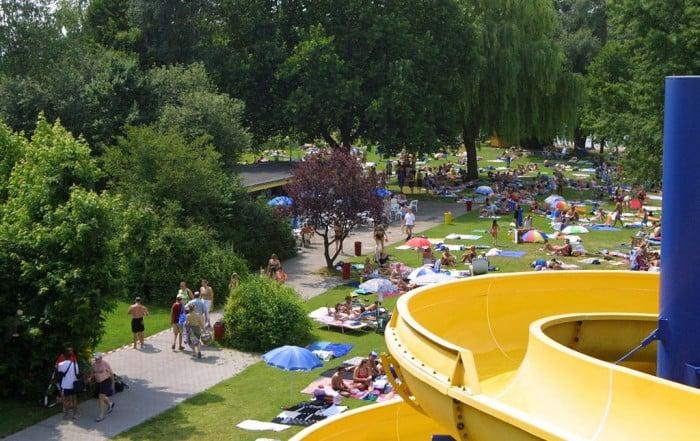 Biedensand Baeder in Lampertheim