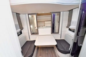 Premiere neues Challenger Reisemobil