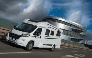 Etrusco T 6900 QB im Profitest von Reisemobil International