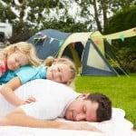 Familienfreundliches Campen