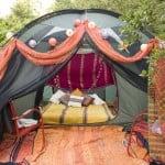 """Camping UND Glamour? Klar, mit """"Glamping""""!"""