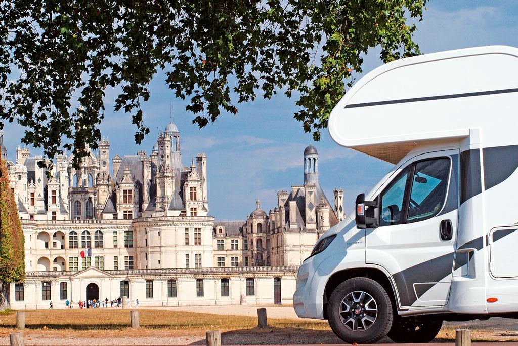 Frankreich-Urlaub im Wohnmobil