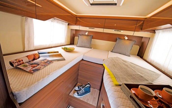 LMC Explorer Comfort I 735 G Schlafen