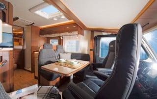 LMC Explorer Comfort I 735 G Sitzgruppe