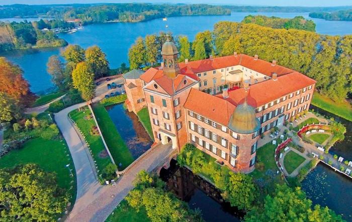 Schloss Eutin in der Holsteinische Schweiz