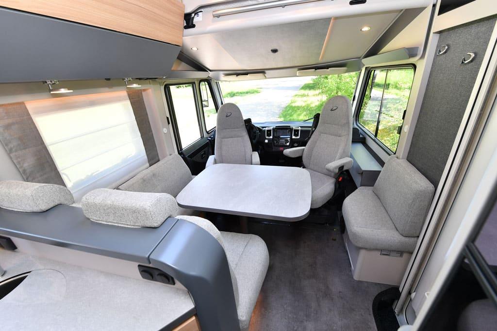 neue wohnmobile dethleffs pulse 2019 reisemobil. Black Bedroom Furniture Sets. Home Design Ideas