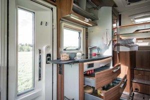 Hymer B-Klasse Modern-Comfort I-580