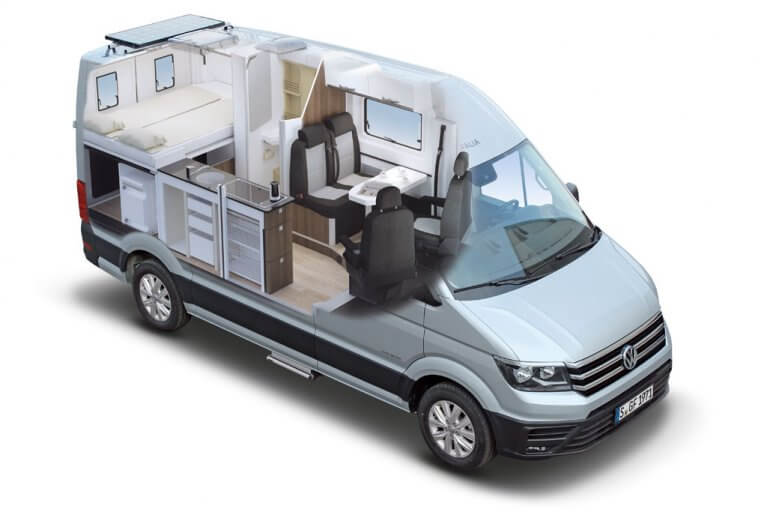 VW California Xxl >> Westfalia Sven Hedin im Profitest von Reisemobil International