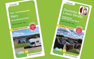 Harz und Deutsche-Limes-Straße Reiseführer