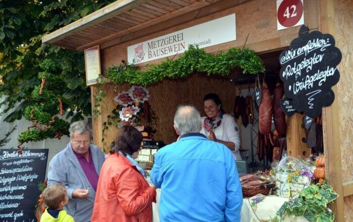 Stand Rhöner Wurstmarkt