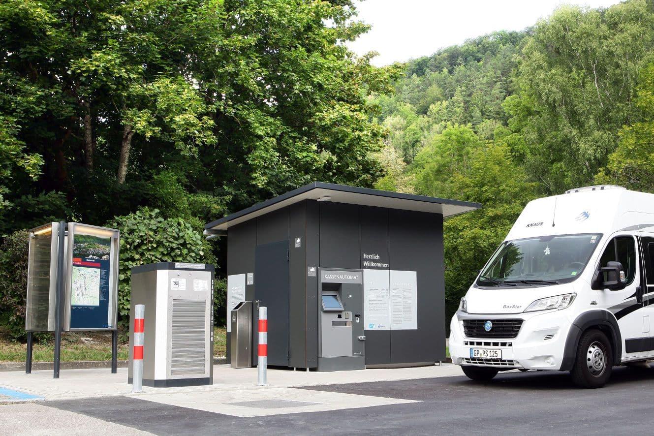 Stellplatz Blaubeuren: 800 Quadratmeter mit mehr Komfort fürs Wohnmobil