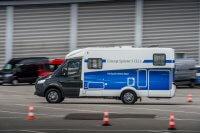 Mercedes-Benz Sprinter mit Brennstoffzelle