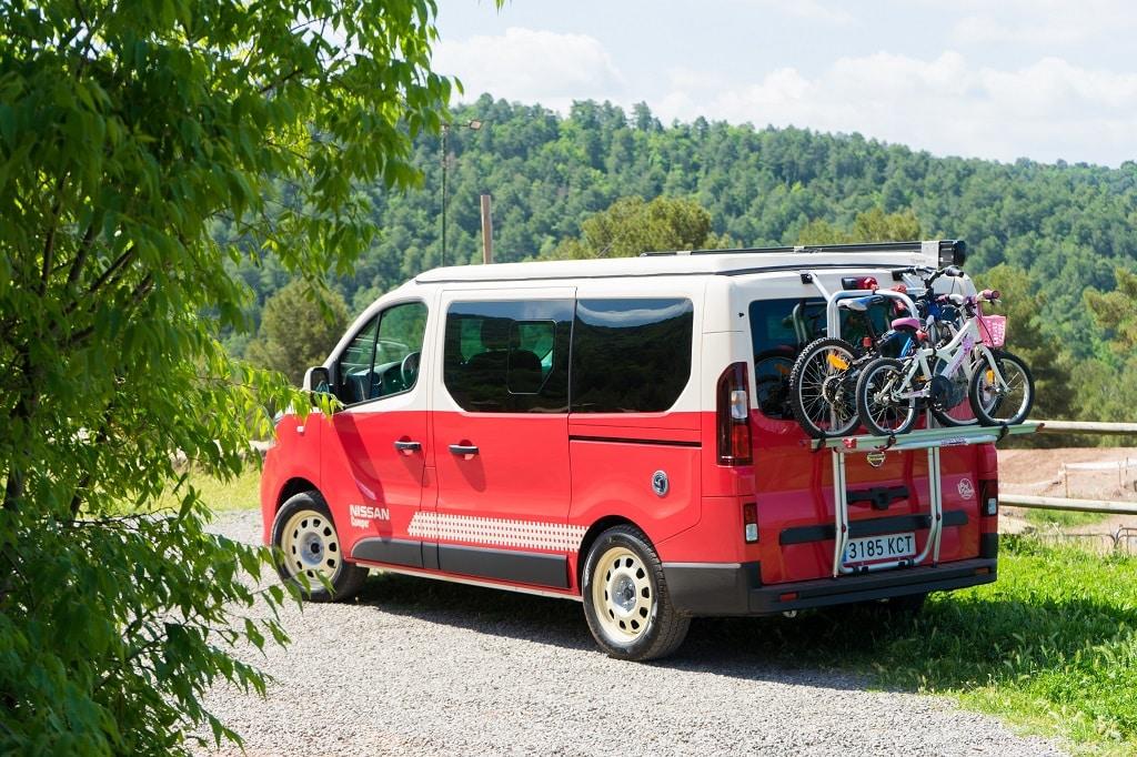 23958bc53d Nissan Nv Camper – Sólo otra idea de imagen de muebles