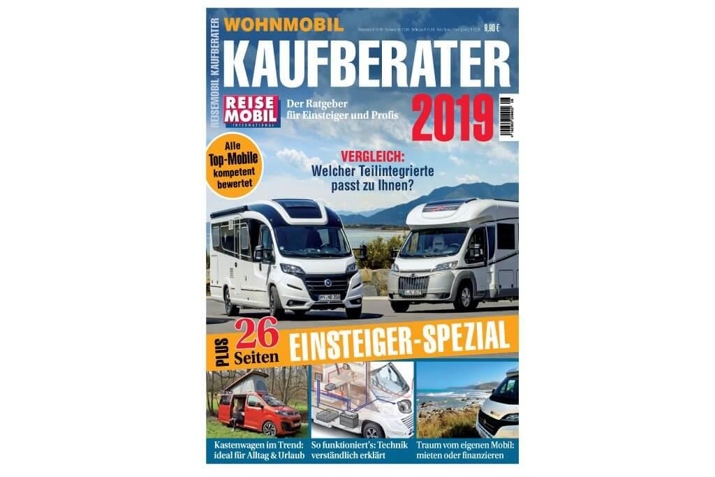 Kaufberater 2019 von Reisemobil International