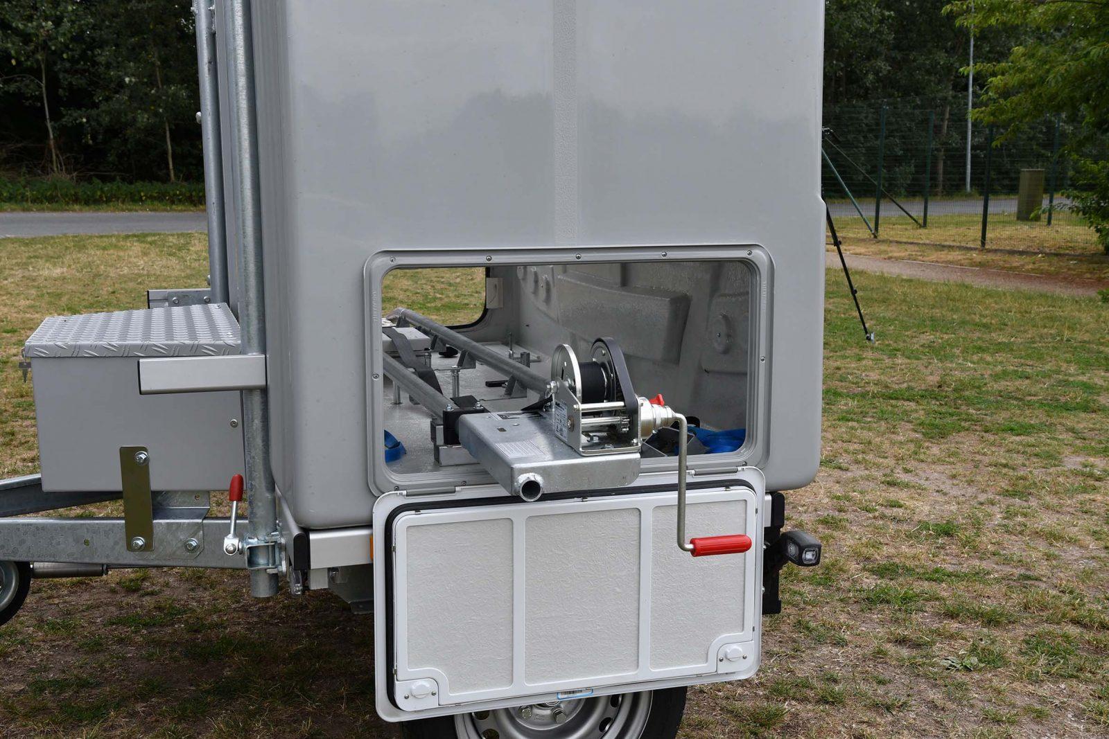 Bbox für Wheely-Anhänger von Sawiko