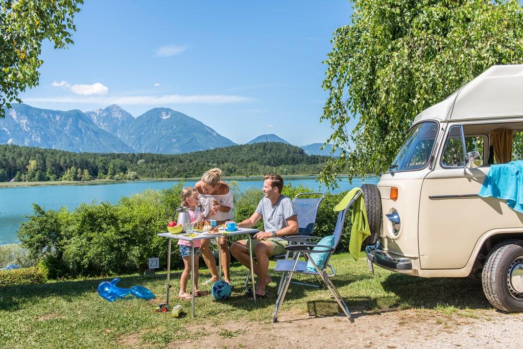 CMT 2019: Caravaning-Partnerregion in Kärnten