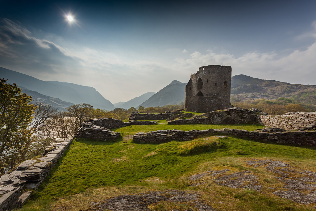 Nationalparks in Europa: Snowdonia