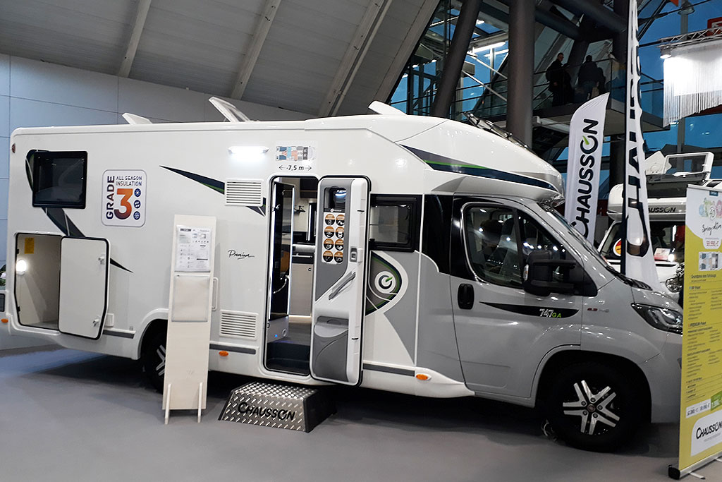 Chausson Spring Edition