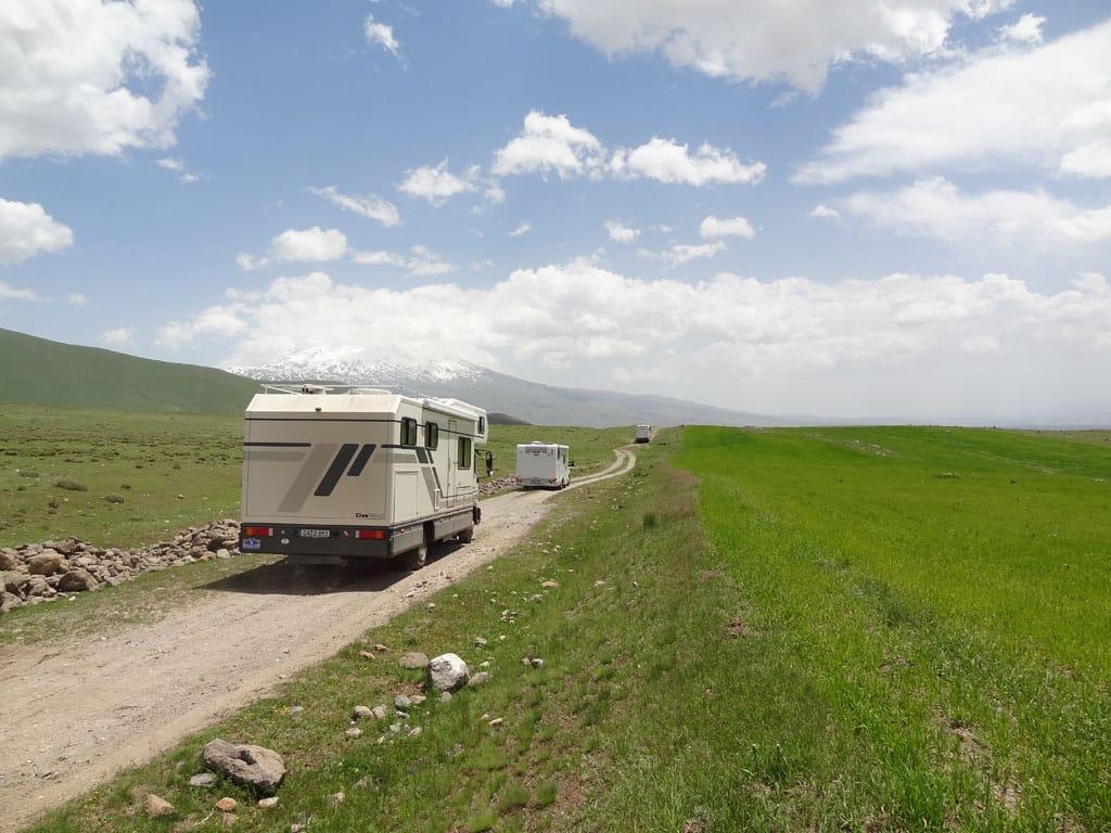 Geführte Wohnmobilreisen - Reisemobil International