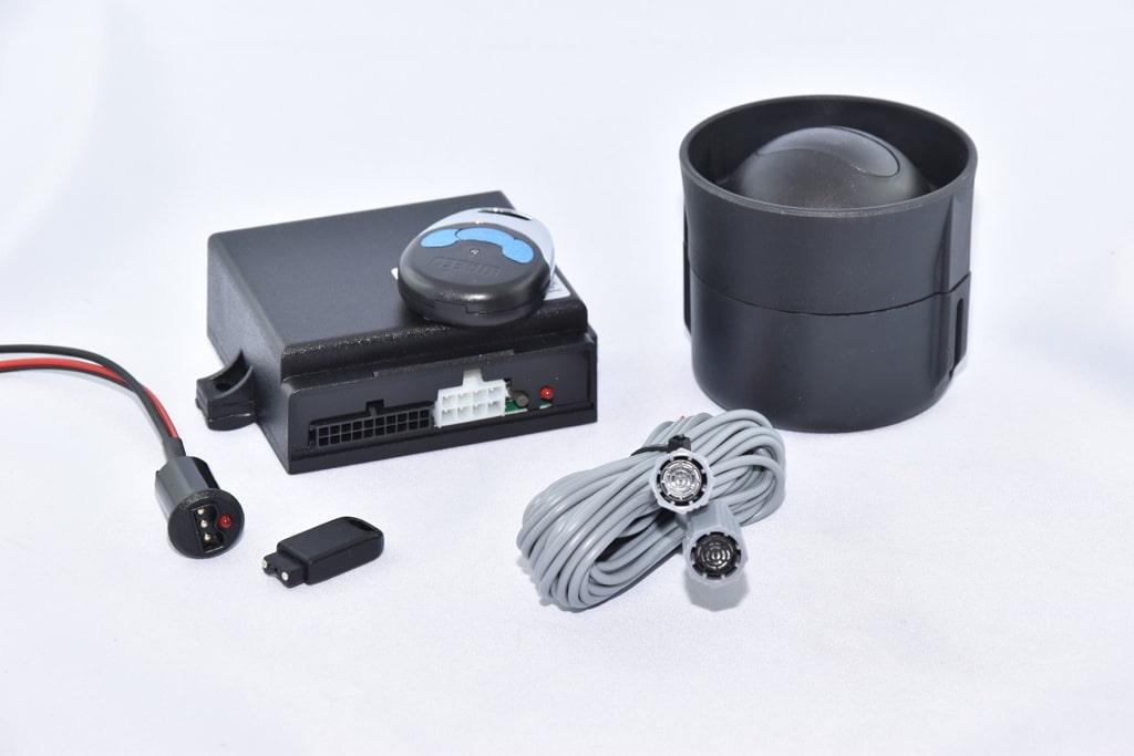 Wohnmobil-Alarmanlagen im Test: Dometic MS 680