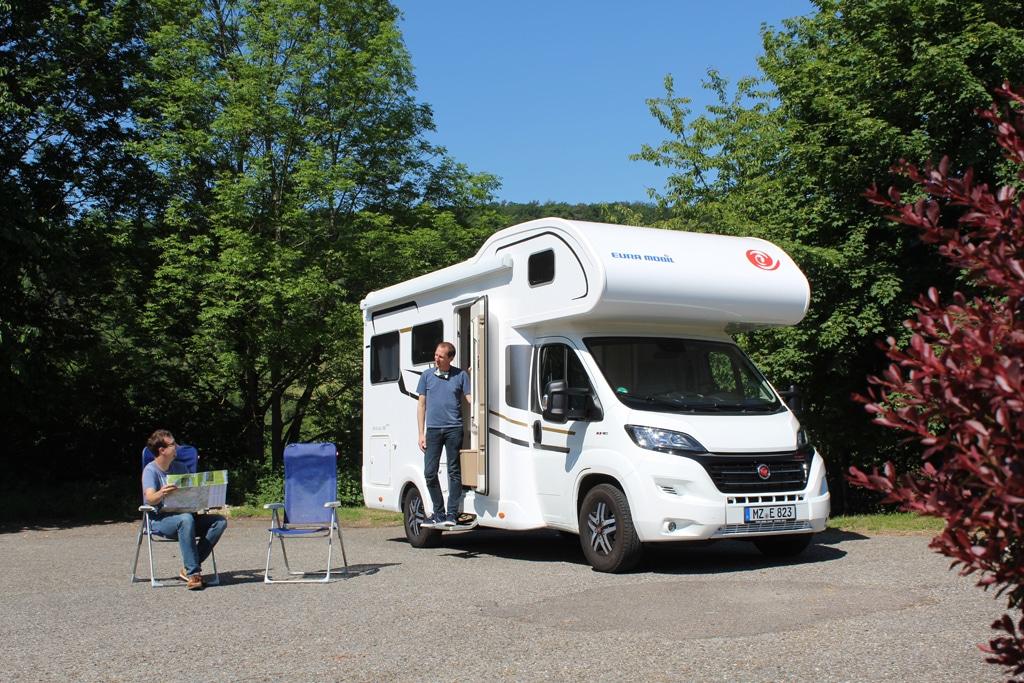 Eura Mobil Activa One 650 HS im Praxistest