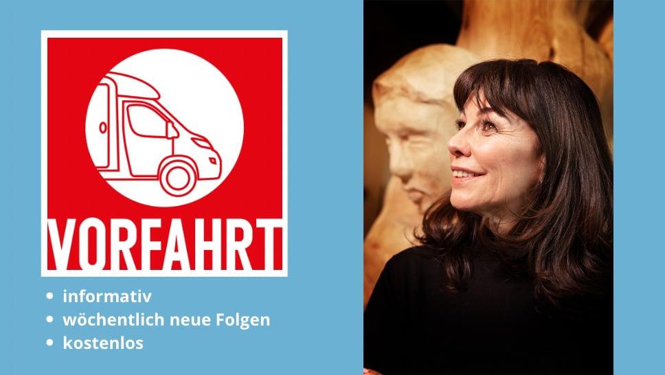 Podcast Vorfahrt Folge 46 mit Martha Schultz