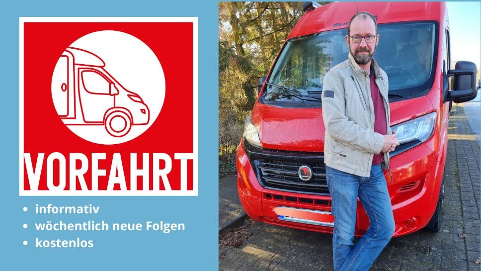 Podcast Vorfahrt Folge 49 mit Tilman Groh